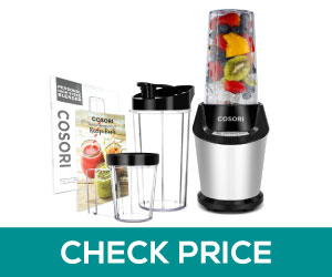 COSORI Upgraded Best PortablePersonal Blender