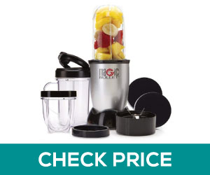 Magic Bullet Blender - Best Compact Smoothie Blender
