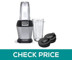 Ninja BL456 Best Mini Blenders for Smoothies