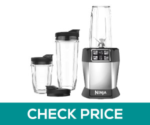 Ninja BL482 Best Portable Blender for Protein Shakes