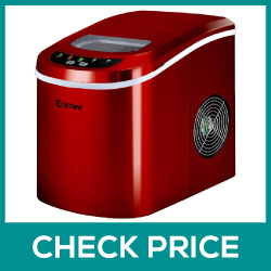 COSTWAY Portable Ice Maker Review