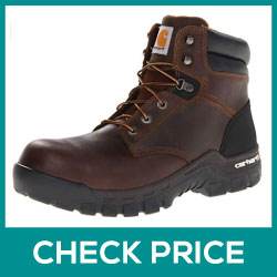 Carhartt Men's CMF6366 6 Inch Composite Toe Boot Review