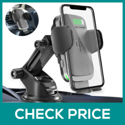Cshidworld Wireless Car Charger Mount Review