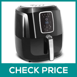 Elite Platinum Digital Air Fryer