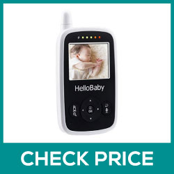 Hello Baby Wireless Video Baby Monitor Review