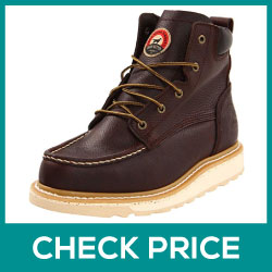 Irish Setter Men's 6 83605 Work Boot Review