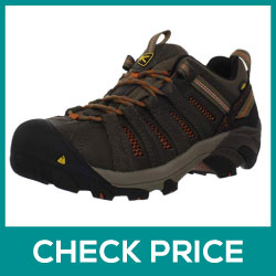 KEEN Utility Men's Flint Low Steel Toe Work Shoe Review