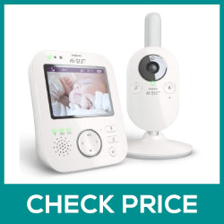 Philips AVENT SCD63037 baby monitor review