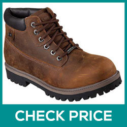 Skechers Men's Verdict Men's Boot Review
