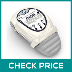 Snuza Hero (SE) Premium Baby Movement Monitor Review