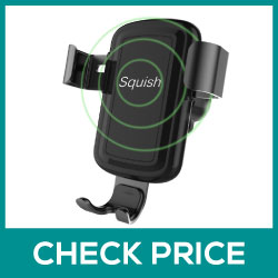 Squish Wireless Charger Car Mount Review