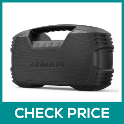 AOMAIS GO Waterproof Bluetooth Speaker Review