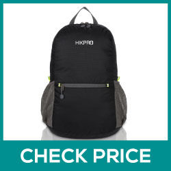 HIKPRO 20L - The Most Durable Lightweight Packable Backpack Review