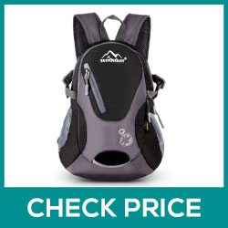Sunhiker Small Cycling Hiking Backpack Review