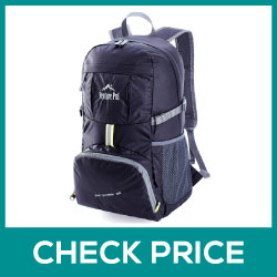 Venture Pal Lightweight Packable Durable Travel Hiking Backpack Review